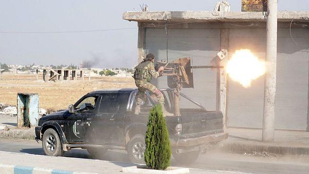 پنجمین روز نبرد در سوریه؛ ارتش سوریه برای مقابله با ترکیه وارد عمل میشود
