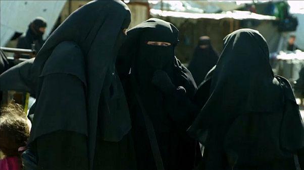 Euronews tutuklu IŞİD bağlantılı kadınlarla konuştu: Harekatın ardından yargılanmayı umuyoruz