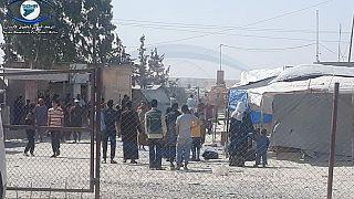 SDG ve Suriye Gözlemevi'nden IŞİD'liler kamplardan kaçıyor iddiaları