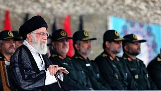 رهبر ایران از سپاه خواست ابزار نظامی پیشرفته و بهروز بسازد