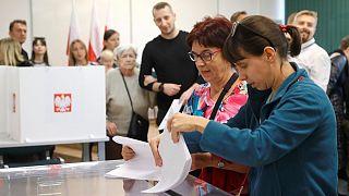 انتخابات پارلمانی لهستان