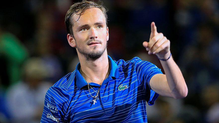 Tennis : Daniil Medvedev, la nouvelle star