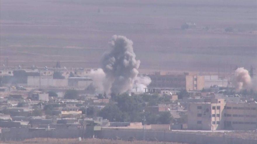Syrie : les Kurdes annoncent la fuite de 800 proches de djihadistes du groupe Etat Islamique