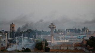 Курды объединяются с Дамаском против Турции