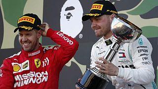 GP du Japon : Bottas offre le titre constructeur à Mercedes