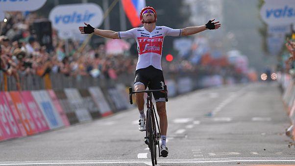 Giro di Lombardia: stoccata di Mollema
