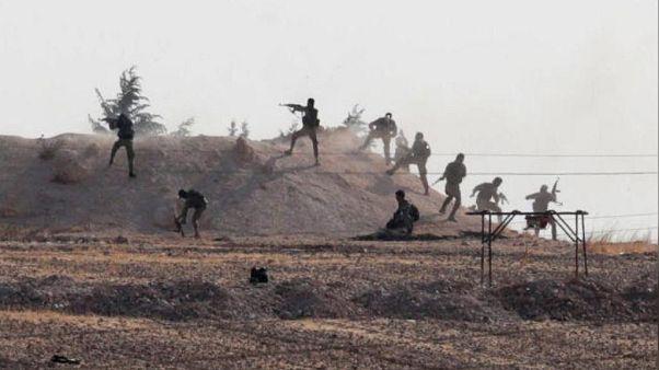 Türkiye'nin harekatı Avrupalı ülkeleri IŞİD'li militanlar ile ilgili ikileme sürükledi