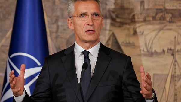Γενς Στολτενμπερ για μεταναστευτικό: «Το ΝΑΤΟ δεν έχει εντολή να σταματά βάρκες»
