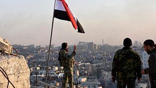 Türkiye'nin operasyonuna karşı Suriye ordusu harekete geçiyor | Suriye devlet medyası