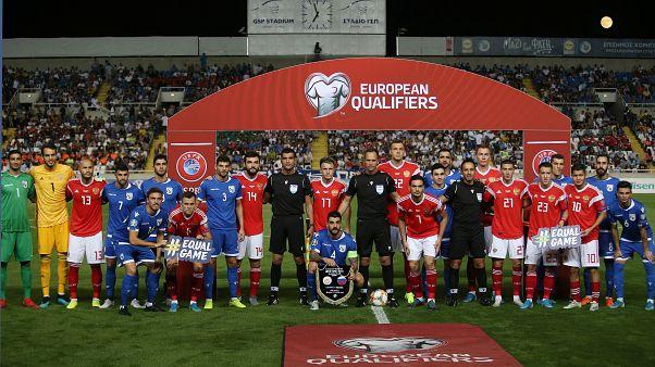 Россия прошла на Евро-2020, разгромив Кипр со счётом 5:0