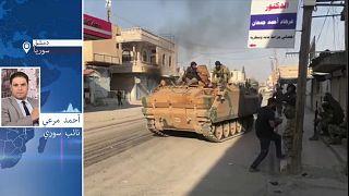 نائب سوري عن الهجوم التركي: القوات الكردية تتحمل مسؤولية ما يجري في شمال سوريا
