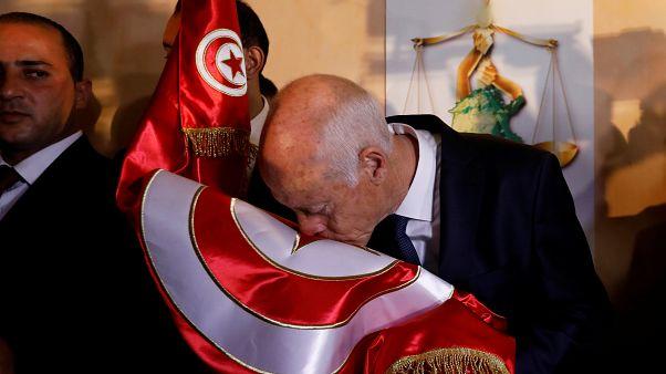 Präsidentenwahl: Jurist Kaïs Saïed gewinnt in Tunesien