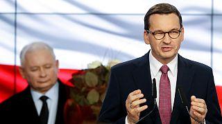 حزب حاکم «قانون و عدالت» در انتخابات پارلمانی لهستان پیروز شد