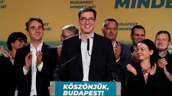مرشح المعارضة الموحدة في المجر غيريغلي كارتشوني