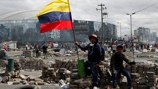 Acuerdo en Ecuador para poner fin a las protestas