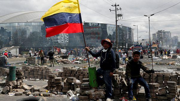 Ισημερινός: Συμφωνία ανακωχής κυβέρνησης - διαδηλωτών