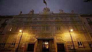 مبنى المحكمة العليا الإسبانية