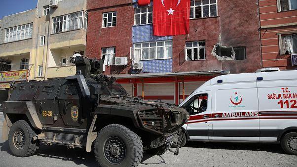 اليوم السادس: آخر مستجدات العملية العسكرية التركية في شمال سوريا