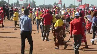 Moçambique vai a votos