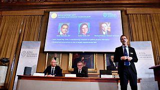 جایزه نوبل اقتصاد سال ۲۰۱۹ به سه نظریهپرداز فقر جهانی اهدا شد