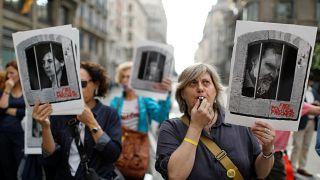 ¿Cuándo saldrán de la cárcel los presos del 'procés'?