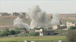 Pacto kurdosirio contra la ofensiva turca en el norte de Siria