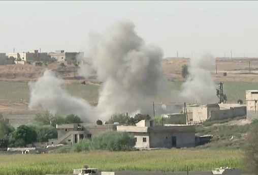 Армия Сирии пришла к курдам