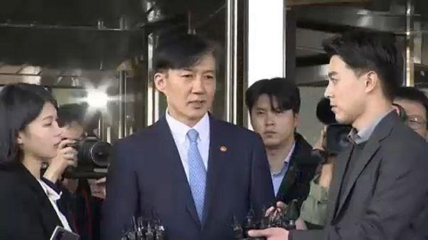 Lemondott a dél-koreai igazságügy-miniszter
