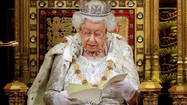 Queen verliest Rede.