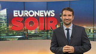 Euronews Soir : l'actualité du lundi 14 octobre 2019