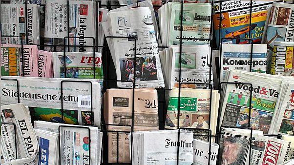 Altıncı gününde Barış Pınarı Harekatı: Dünya medyasının manşetleri