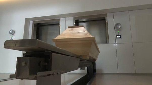 Erstes Krematorium Griechenlands eröffnet
