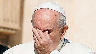 Ungeplanter Segen: Papst twittert mit falschem Hashtag - Fußballer freuen sich