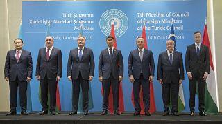 Szijjártó az uniós külügyminiszterek helyett a Türk Tanács csúcstalálkozóját választotta