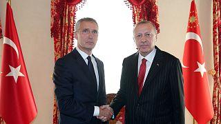NATO Genel Sekreteri Stoltenberg'den Barış Pınarı Harekatı açıklaması