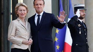 Macron rencontre von der Leyen pour remplacer Goulard