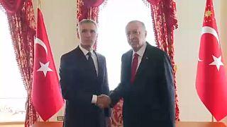 Secretário-geral pede unidade da NATO