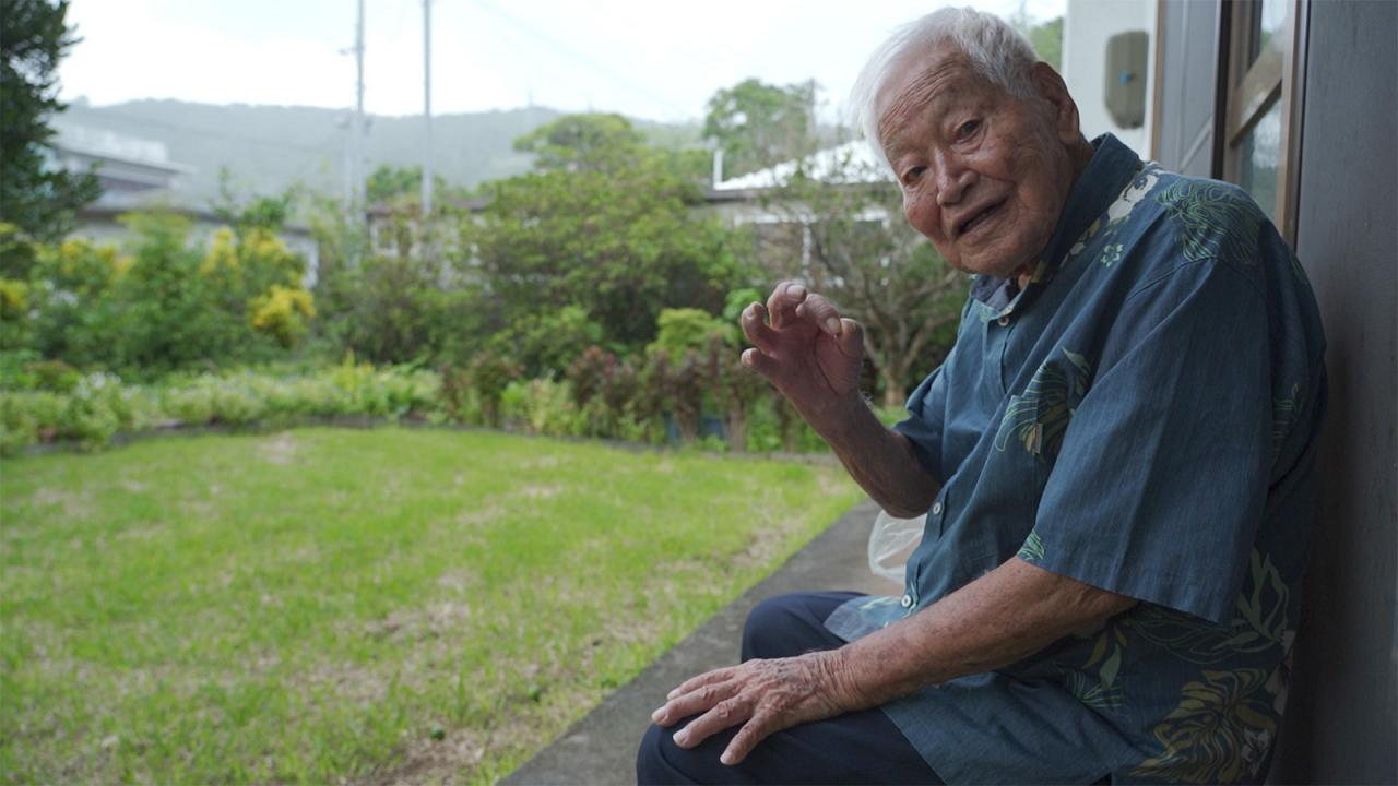 How do Okinawans live longer than anyone else?