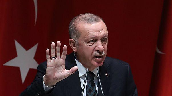 Erdoğan: Barış Pınarı Harekatı'nda 18 şehidimiz var