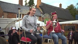 Jasmine Tetley championne du monde de concker