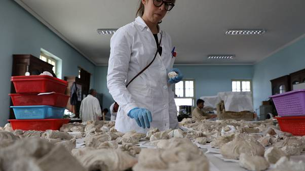 Aφγανιστάν : Οι θησαυροί του Εθνικού Μουσείου