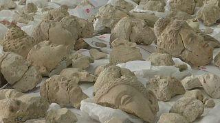 Afganistán reconstruye su pasado budista