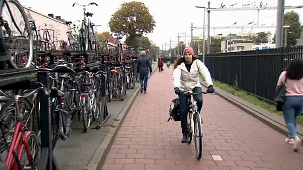Londoners adjust to new life in the Netherlands