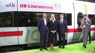 Kronprinzessin Mette-Marit: Mit dem Sonderzug nach Frankfurt