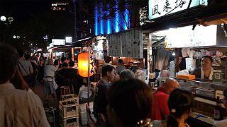 A magia da comida de rua japonesa em Fukuoka