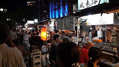 Discover Yatai, a Japanese take on street food developed after the war