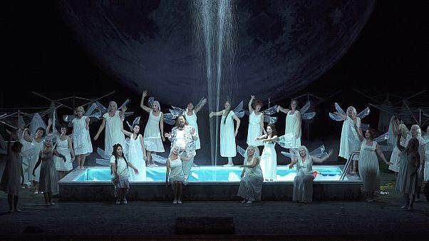 "Berlino, Daniel Barenboim dirige ""Le allegre comari di Windsor"""