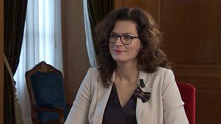 """Dulkiewicz: """"Espero que la solidaridad sea la solución en nuestra vida cotidiana"""""""