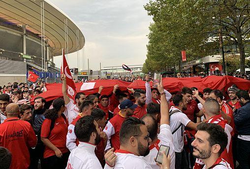 2020 Avrupa Şampiyonası elemeleri: Türkiye Fransa ile 1-1 berabere kaldı; liderliğini korudu