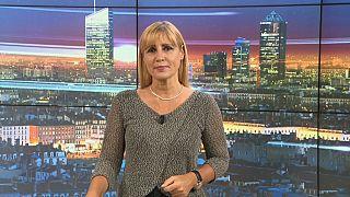 Euronews Sera   TG europeo, edizione di lunedì 14 ottobre 2019